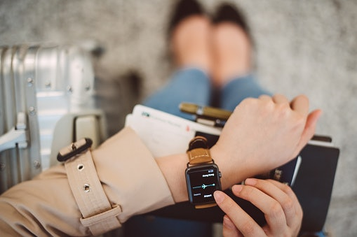 Choose Between Touchscreen and Physical Control Smart Watch