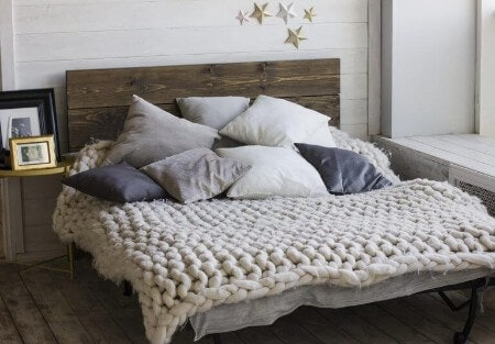 Bigger and More Number of Pillows for Cosier Beds