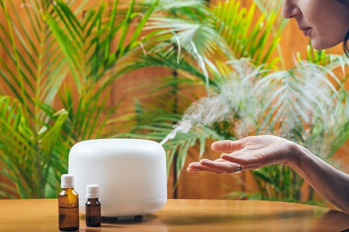 More Than Just a Spa Accessory, Diffusers Help With Health Management