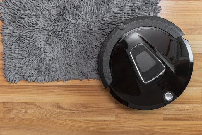 Robotic Vacuums Clean All the Hard-to-Reach Areas