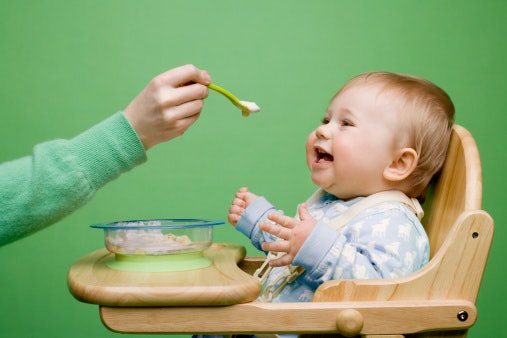 Introduce More Flavours and Food Items for Kids 7 Months and Above