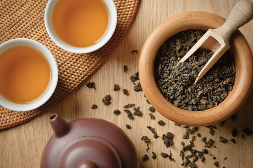 Oolong Tea Controls the Metabolism of Fat in the Body
