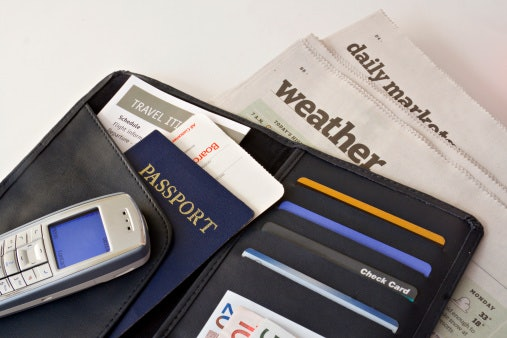 Passport Wallets Can Carry Your Passport