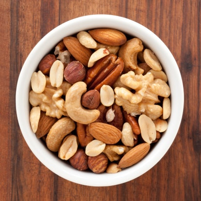More Healthy Options - Dry Fruits and Nuts
