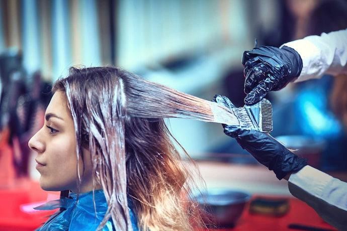 Keratin Formulas for Damaged Hair