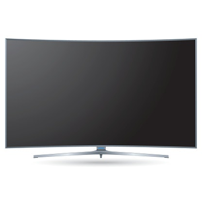 Widescreen Curved Screen Monitors Come With 16:9 Aspect Ratio