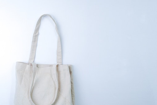 Cotton Bags Are Lightweight
