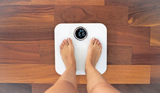 Digital Scales Are Easy to Read