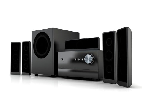 Look for an AV Receiver or a Bluray Player