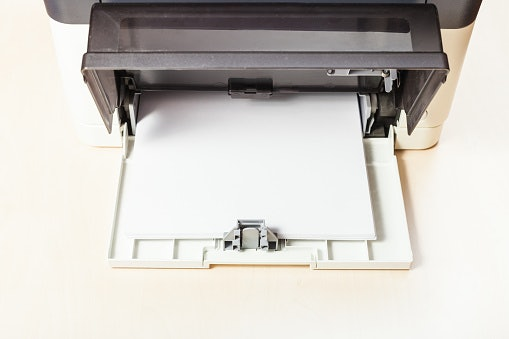If You Print in Bulk, Check Paper Tray Volume and Printing Speed