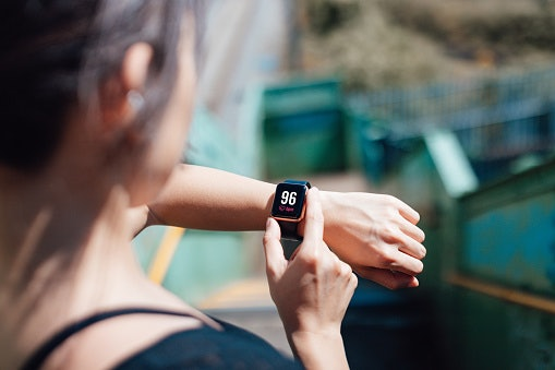 Get a Magnetic Charging Dock for Your Smart Watch