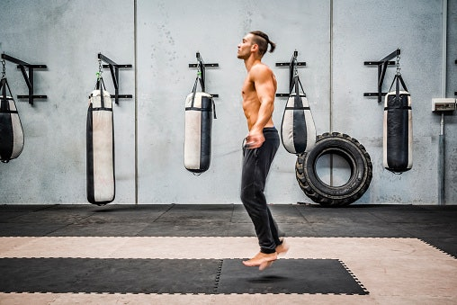 Weighted Ropes for a Full Body Workout