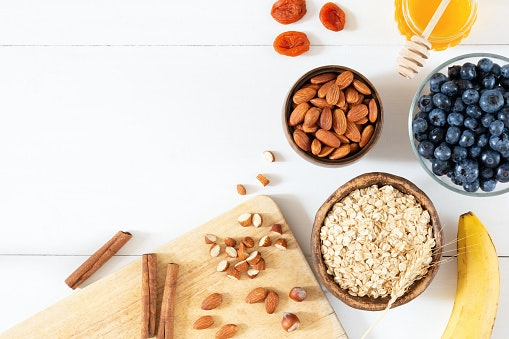 Look For Dried Fruits and Nuts to Increase the Nutrition Quotient