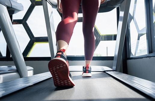 A Manual Treadmill Is Cost-Effective