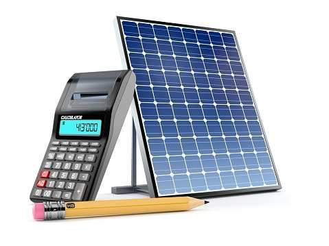 Calculators With Solar Cells for Alternate Energy