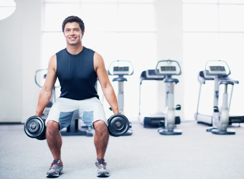 Carefully Consider the Weight of the Dumbbells