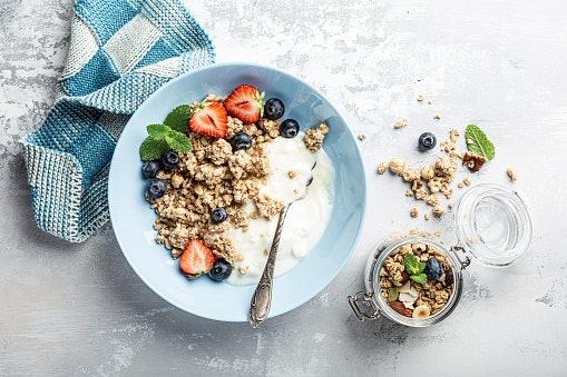 More Healthy Breakfast Options