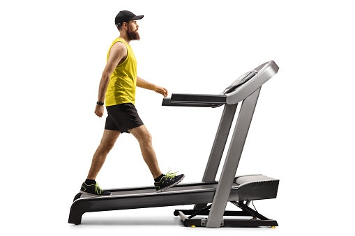 The Incline Feature Can Help You Burn More Calories Faster