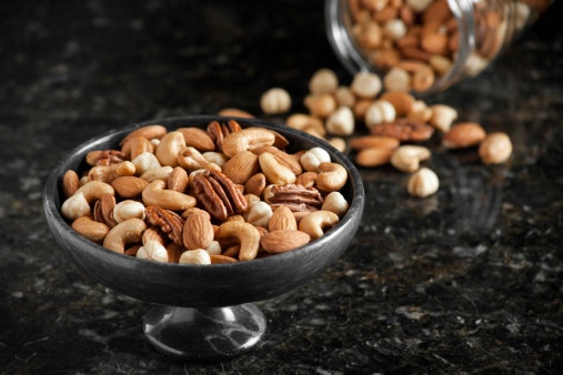 Pick Your Preferred Nuts and Seeds