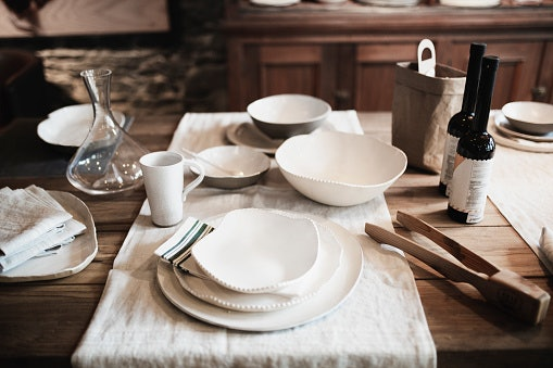 Choose the Style That Best Describes Your Dinnerware Usage
