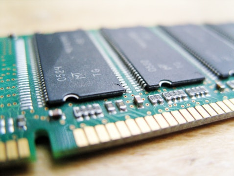 Check the Ram and Graphics Card Memory of the Laptop