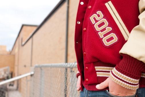 Varsity Jacket Makes You Look Cool