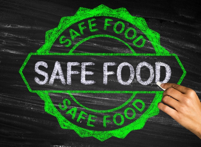 Look For a Certification Mark - FSSAI as It Ensures Safety of All Food Products