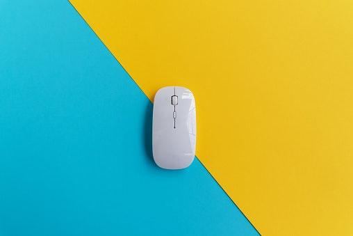Wireless Mouse With a Micro/Nano Reciever