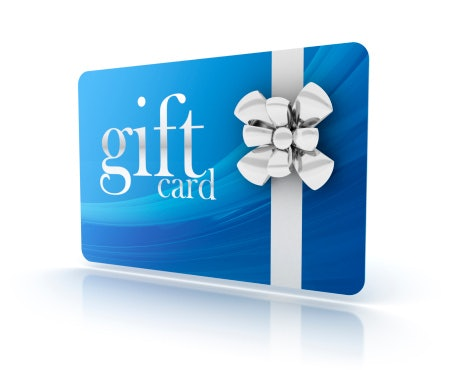 You Can Give Her Gift Certificates