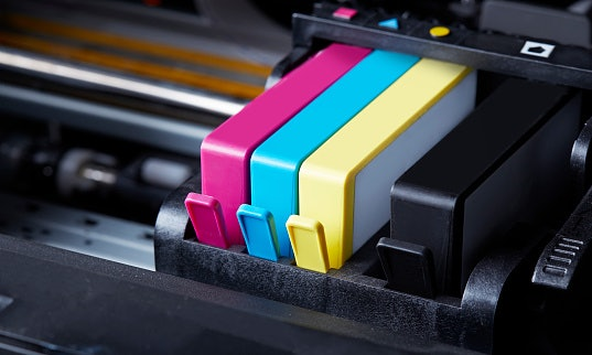For Great Colored Print Quality and Detail - Inkjet Printers