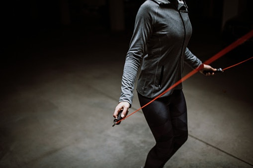 Plastic or PVC Jump Ropes Are the Most Versatile