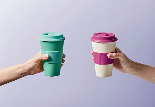 Plastic Mugs Are Lightweight, Durable, and Cheap