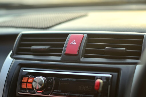 Car Vent Type Works When You Switch on the AC