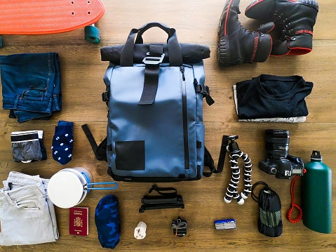 Multiple Storage Pockets Help Storing Stuff Easilly and Smartly
