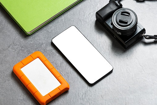 SD Card Reader Slot for on-the-Go File Transfer