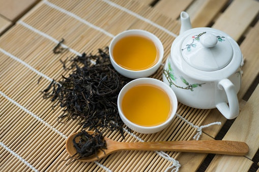 Green Tea Has All the Nutritional Ingredients