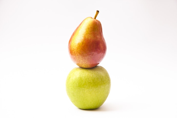 Want to Increase Fiber Intake? Apples and Pears Are a Rich Source