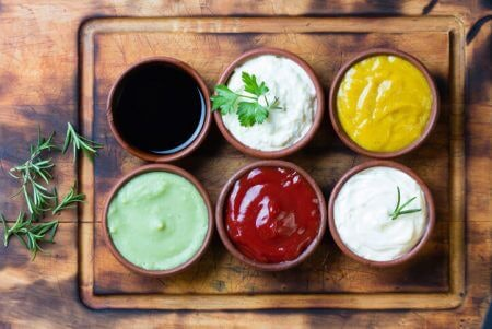 Choose Different Flavours Besides Classic Mayo