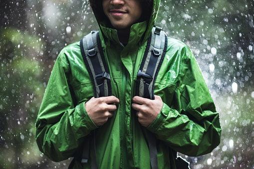 Waterproof or Water Repellant Saves Your Things in Backpack