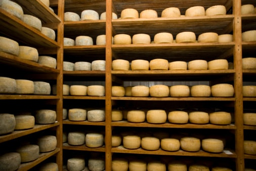 Consider the Shelf Life of the Cheese
