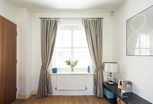 Consider the Length of the Curtains