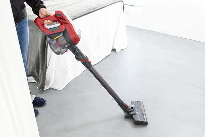 Cordless Vacuums Are Easy To Move Around