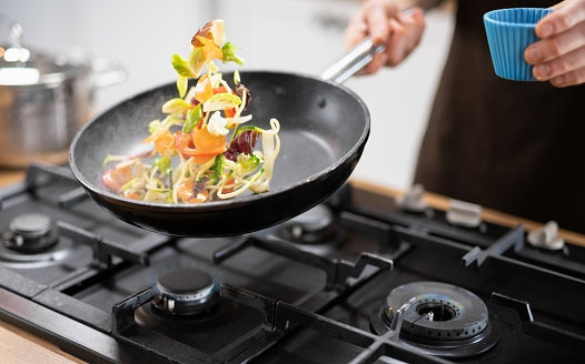 If You're More Into  Sautéing, Canola, Olive, and Sunflower Oils Are Ideal