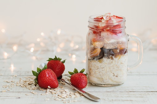 Instant Oats Are the Quickest to Prepare