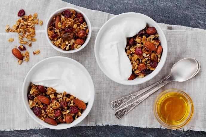 Those Who Enjoy Crunchiness Should Opt for Granola With Yogurt