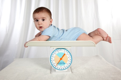Consider the Age and Weight of Your Baby