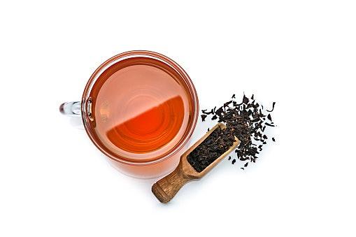 Black Tea Offers Bold, Earthy Flavours