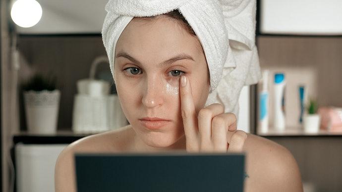 Evening Eye Creams Have Restorative Properties