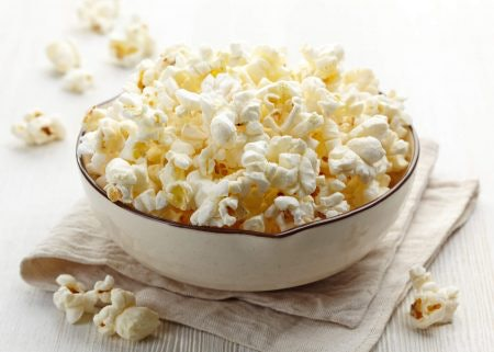Classic Plain Kernels Taste Best and You Can Add Ingredients as You Want