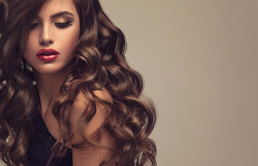 Choose Silicone-Based for Sleek and Shiny Hair